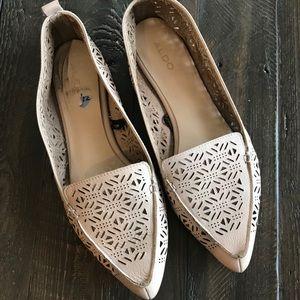 ALDO | Blush pink loafers size 8.5